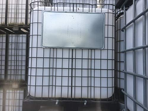 Hofer24 IBC Container 1000 Liter, Regentonne