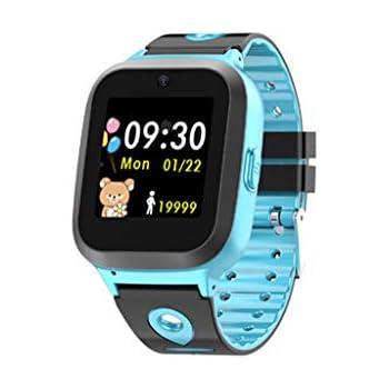 Reloj Inteligente para Niños con GPS y Botón SOS, Móvil para niños ...