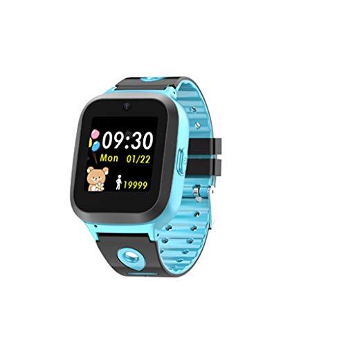 Reloj Inteligente para Niños con GPS y Botón SOS, Móvil para niños...