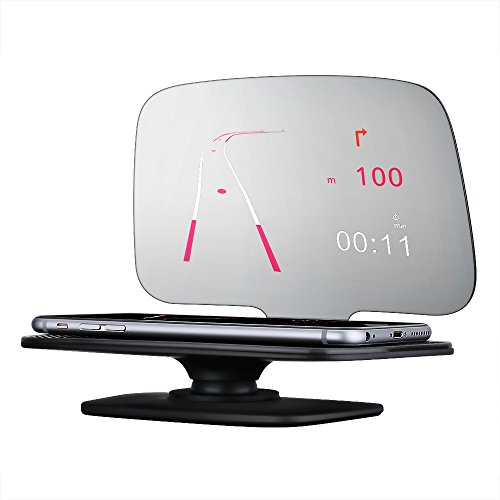 mpow-universal-head-up-display-car-gps-hud-with-overspeed-warning-vehicle-speed-engine-speed-for-sma