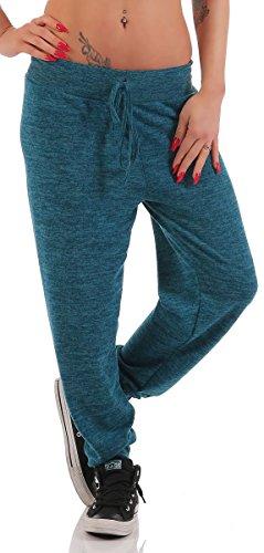 malito Pantaloni Supersoft morbido Puntinato CamouflageHarem Aladin Sbuffo Pantaloni Pump