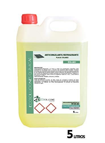 Gran estabilidad frente a diferentes temperaturas y presiones.     Producto incombustible. Biodegradable. El producto es perfectamente miscible en agua.     Este producto esta diseñado para su uso directo y obtener temperaturas de proteccio...