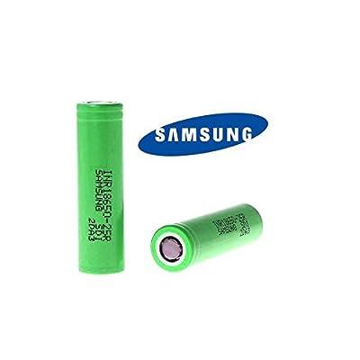 Kanger Subox Maxi Komplett Set Weiß inkl. Samsung 18650INR Hochleistungsakku von Kanger