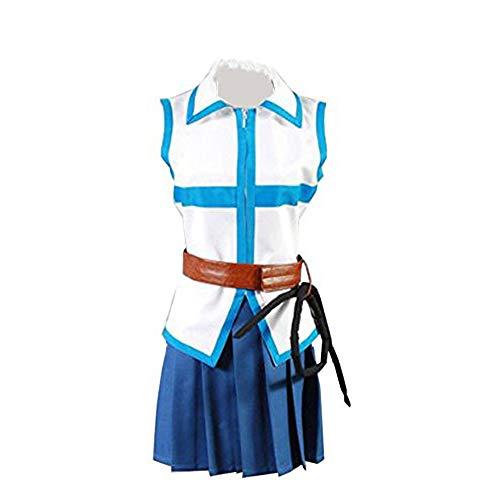 Sunkee Fairy Tail Cosplay Lucy Heartfilia Kostüm, Größe S ( Alle Größe Sind Wie Beschreibung Gesagt, überprüfen Sie Bitte Die Größentabelle Vor Der Bestellung ) (Lucy Cosplay Kostüm)