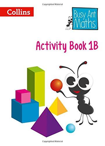 Busy Ant Maths European edition – Activity Book 1B
