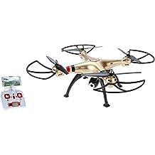 GoolRC Syma X8HW Drone con Cámara 2.0MP HD FPV Wifi Mantenimiento de Altitud y Modo sin Cabeza