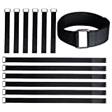 DIY Crafts 16mm Cable Tie Down Straps Set, 12 inch and 24 inch