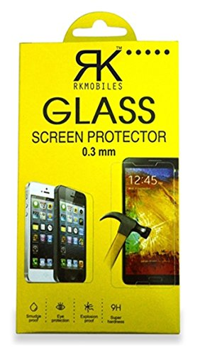 Vivo Y51L Tempered Glass, 9H Hardness Ultra Clear, Anti-Scratch, Bubble Free, Anti-Fingerprints & Oil Stains Coating (For Vivo Y51L)
