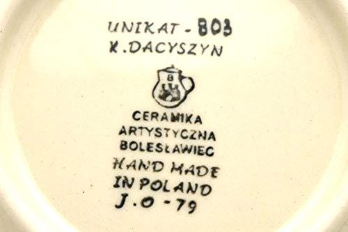 Polish Pottery Mug – 16 oz. Bistro – Unikat Signature U803