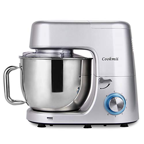 Cookmii 1800W Professionnel Robot Pâtissier Multiplication...