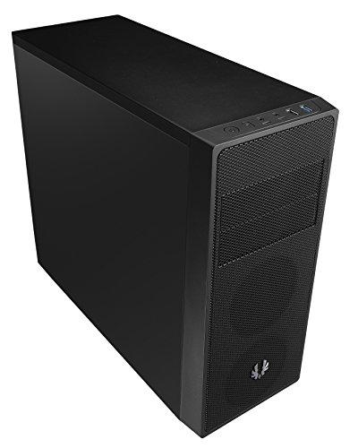 Foto BitFenix Neos Midi-Tower - Case per PC, Nero