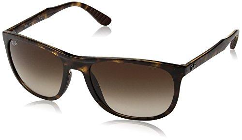 Rayban 0rb4291 710/13 58, occhiali da sole uomo, marrone (havana/browngradient)
