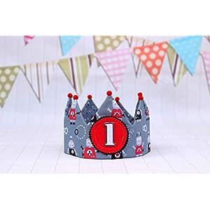 Kinder Geburtstag Krone Geburtstagsdekoration Baby Geschenk Kind
