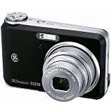 #5: GE D1030 Compact Digital Camera 10 Megapixel with 3x Optical Zoom