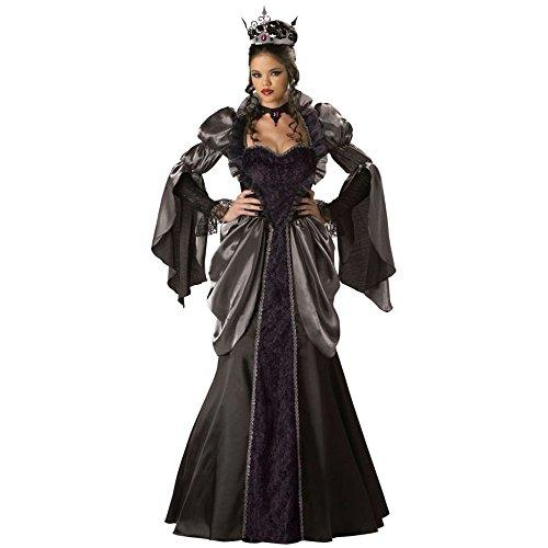 Preisvergleich Produktbild Böse Königin Kostüm - Wicked Queen - Gr. Large