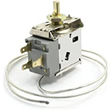 AC 250 V 3 pin controlador de temperatura 50 cm Cable para frigoríficos termostato