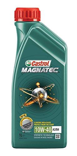 Castrol MAGNATEC Motorenöl 10W-40 A3/B4 1L (englischsprachige Etiketten)