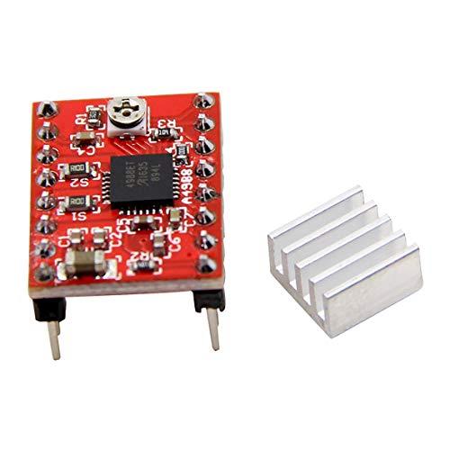 Heaviesk A4988 Breakout Shield Board Controlador módulo