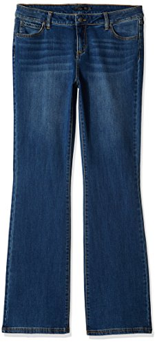 prAna Geneva Jean-Hoch Hosenlänge, damen, Antique Blue (Fit-jeans 5-pocket-traditionelle)