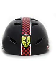 Ferrari Casco Negro 58-60 cm