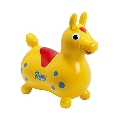Jakobs 4019962 - Rody Hüpfpferd, gelb