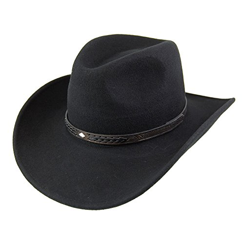 Jaxon & James Comanche Cowboy Hut - M - Aussie-cowboy-hut