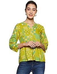 Akkriti By Pantaloons Women's Regular fit Top