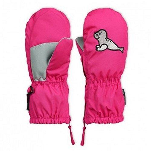 Ziener Baby LE Zoo Minis Glove Handschuh, Pop -