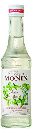 Monin Mojito Mint Syrup, 250ml
