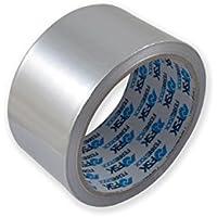 Ferrestock FSKTAL001 Cinta Adhesiva de Aluminio, 50X10 MM
