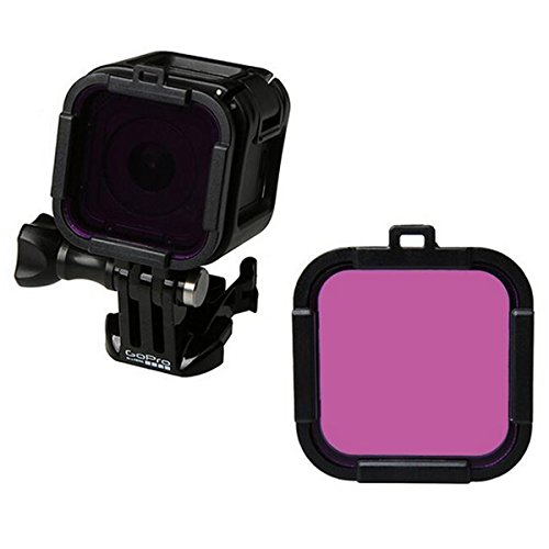 Objektivfilter-Set Filter für GoPro Hero 5 Kamera
