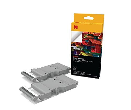 Kodak KPMS-20 Papier de Rechange pour Imprimante Blanc