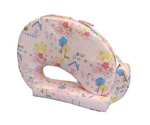 BABY BUCKET MOTHER PILLOW FEEDING AND NURSING (WITH BELT BFRND IMP)