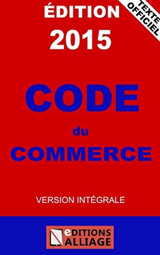 Code du commerce par Jules Roussel