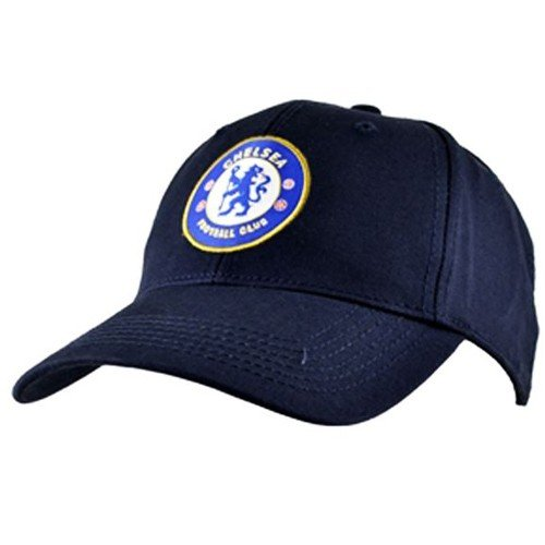 Chelsea FC London Baseball Cap dunkel Blau Mütze Kappe premier Blues cappello