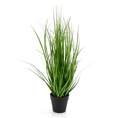Kunstpflanze in Vase«