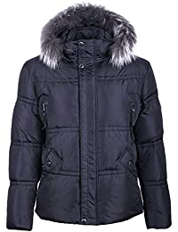 Daunenjacke Herren Feather Light colore blau grau Colmar