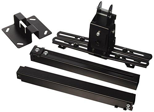 Nemaxx PH03 Schwarz Deckenhalterung Beamerhalterung Deckenhalter Halterung Halter für Beamer und Projektor Universal flexibel neigbar kippbar schwenkbar verlängerbar stabil