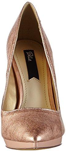 Blink Bremixl, Chaussures à talons - Avant du pieds couvert femme Multicolore - Mehrfarbig (111 Rosegold)