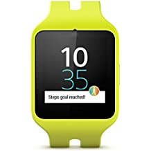 "Sony Smartwatch 3 Sport - Smartwatch Android (pantalla 1.6"", 4 GB, Quad-Core 1.2 GHz, 512 MB RAM), verde"