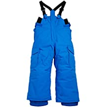 Quiksilver Snowboard Hose Boogie Pants - Pantalones de esquí para niño, color azul brillante, talla DE: 2