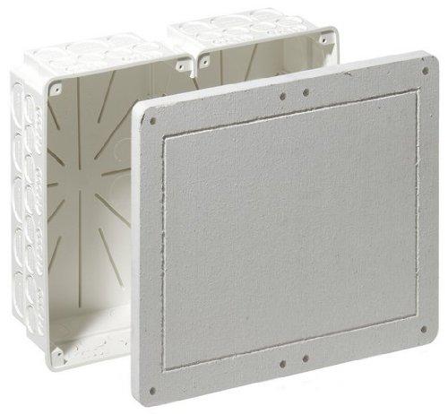 Flat-panel-gehäuse (Kaiser–Gehäuse Montage Universal Panel Faser Mineral 240x 280x 102)