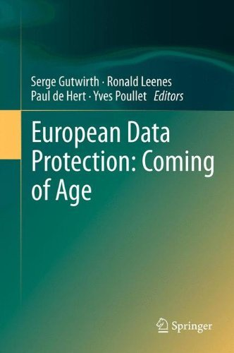 European Data Protection: Coming of Age (2014-12-14)