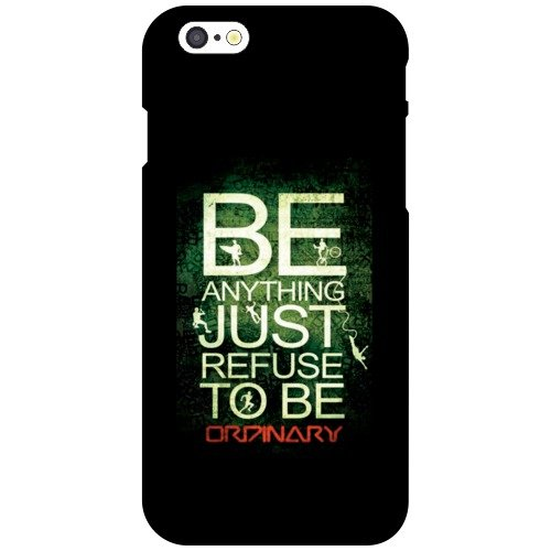 Printland Be Just You Phone Cover For Apple iPhone 6