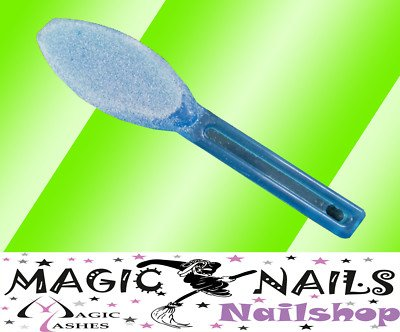 Magic Items Pied Lime anti-callosités Lime Bleu