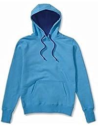 SG Contrast Pullover mit Kapuze für Kinder