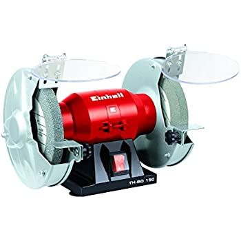 Draper 06498 75mm 50w 230v Mini Bench Grinder With