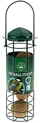 Kew Wildlife Care Collection Kew Fat Ball Feeder from CJ Wildbird Foods Ltd