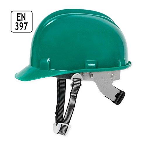Preisvergleich Produktbild Bauhelm Schutzhelme Helm Arbeitsschutzhelm Grün EN397