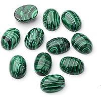 Malachitgrün Perlen 6mm Kugel Synthetischer Schmuckperlen 25 Stk R303